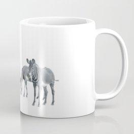 Stand Out Zebra Coffee Mug