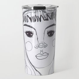 Brigitte Travel Mug