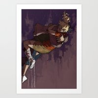 burdge Art Prints featuring How It Ends by Burdge