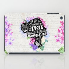 Jane Eyre - No Bird iPad Case