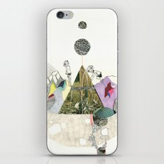 Climbers - Cool Kids Climb Mountains iPhone & iPod Skin