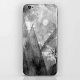 In the Shadows iPhone Skin