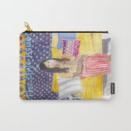 Mindy Kaling Domino Mag cover Carry-All Pouch