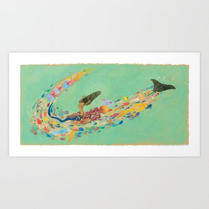 The Swirl Kunstdrucke