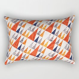 TEEPEE TOWN Rectangular Pillow