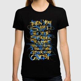 Won't let go T-shirt