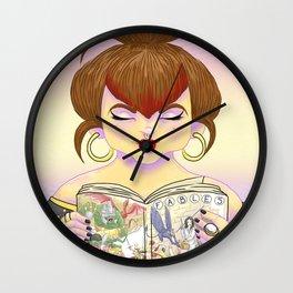 Girls read comics too, Fables Wall Clock