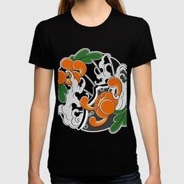 Chrysanthemum Wave T-shirt