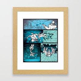 Jelik Framed Art Print