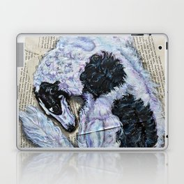 Veil of Shadows Laptop & iPad Skin