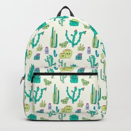 Cacti Critters Backpack