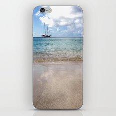 livin' the life iPhone & iPod Skin