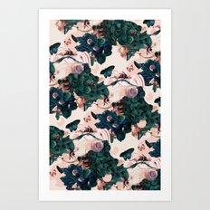 Hive Art Print