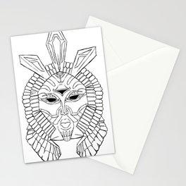 SLEEPERS, AWAKE Stationery Cards
