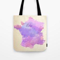 Paris, France  Tote Bag