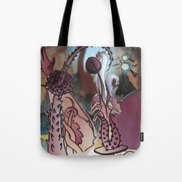 EARTHLY DELIGHTS Tote Bag