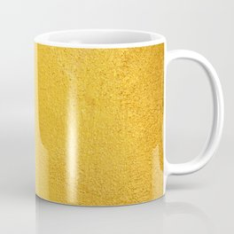 GOLDEN WALL / TEXTURE Coffee Mug