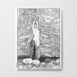 asc 546 - Le sacrifice cyclique (The recurring sacrifice) Metal Print