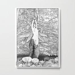 asc 546 - Le sacrifice cyclique (The recurring sacrifice) Metal Print