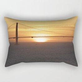 Golden Gate Bridge #2 Rectangular Pillow