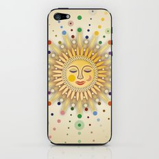 Sunshine with Placidity iPhone & iPod Skin