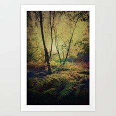 Florald Art Print