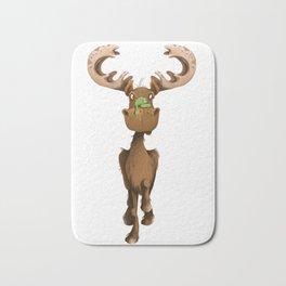 Moose Named Moe Bath Mat