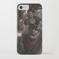 madonna iPhone & iPod Cases featuring Madonna  by Anastasia Magloire