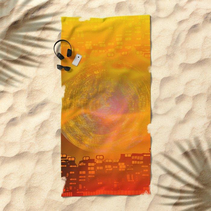 Atlante / LIGHT Beach Towel