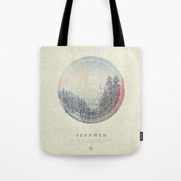 Fernweh Vol 2 Tote Bag