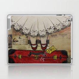 my red suitcase...  Laptop & iPad Skin