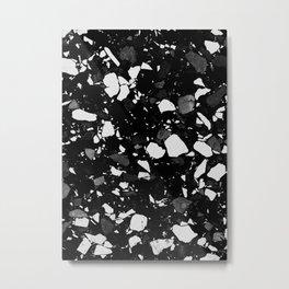 TERRAZZO II Metal Print