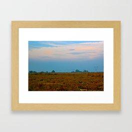 California Highway of Hope Framed Art Print