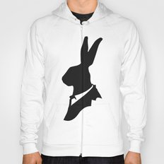 Monsieur Lapin / Mr Rabbit - Animal Silhouette Hoody