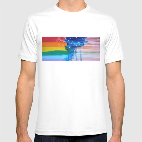Flags for the Future 2 T-shirt