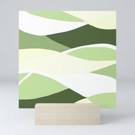 Celery Vibrations Mini Art Print