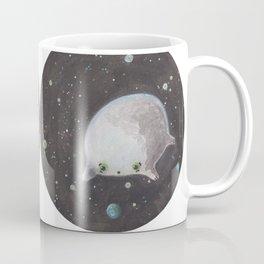 Blob floating in space Coffee Mug
