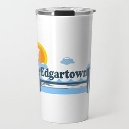 Edgartown - Martha's Vineyard. Travel Mug