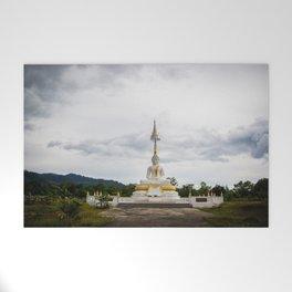 Thailand tempel Khao lak Welcome Mat