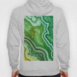 Green Onyx Marble Hoody