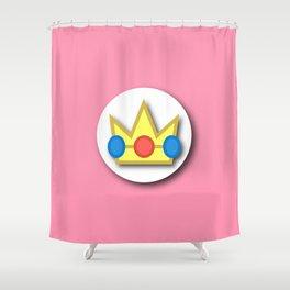 Princess Peach Shower Curtains Society6