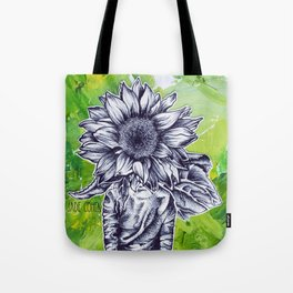 The Wallflower Tote Bag