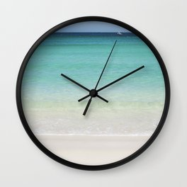 Cornish paradise Wall Clock