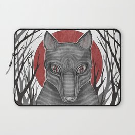 Four Arms - Wolf Laptop Sleeve