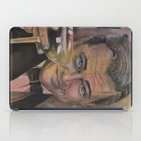 great gatsby iPad Cases featuring The Great Gatsby by Marianne Goodell Art