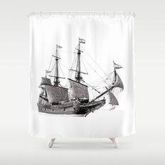 Batavia Shower Curtain