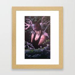 Dreams of Rebirth Framed Art Print