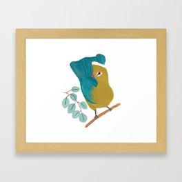 Knysna Turaco⠀⠀⠀ Framed Art Print