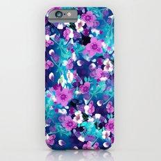 Blue spring iPhone 6s Slim Case