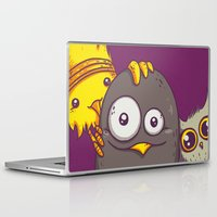 selfie Laptop & iPad Skins featuring Selfie by Lili Batista